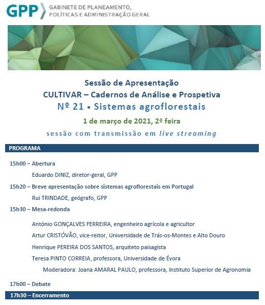 Programa Cultivar21